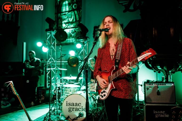 Isaac Gracie op Eurosonic Noorderslag 2018 - vrijdag foto