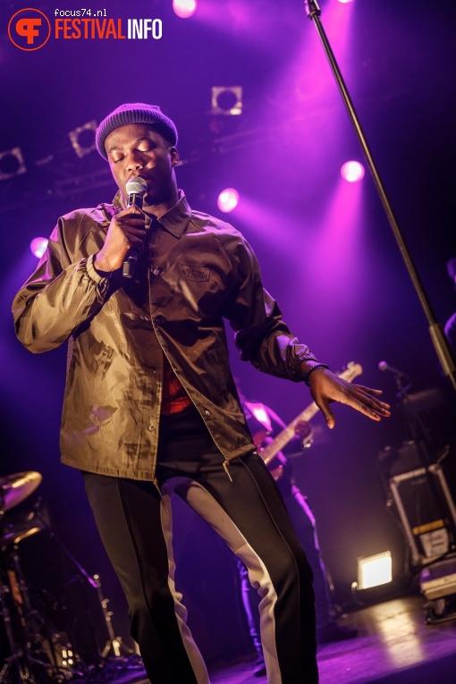 Jacob Banks op Eurosonic Noorderslag 2018 - vrijdag foto