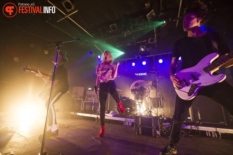 Yonaka op Eurosonic Noorderslag 2018 - vrijdag foto