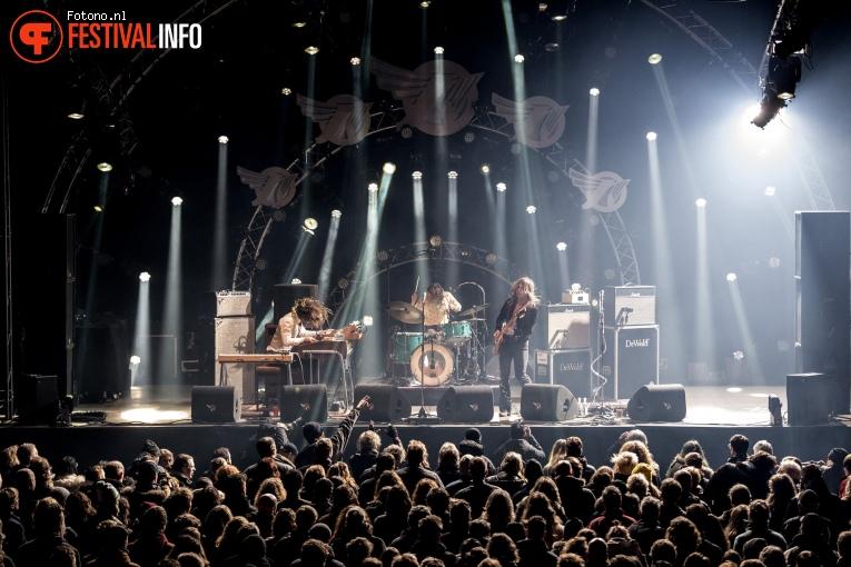 DeWolff op Eurosonic Noorderslag 2018 - vrijdag foto