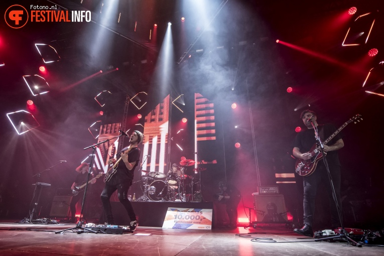 Foto Kensington op Eurosonic Noorderslag 2018 - Zaterdag