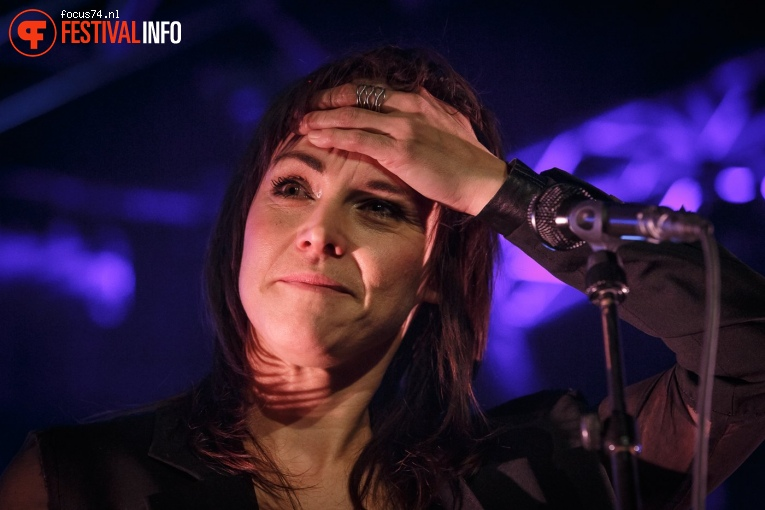 Foto Wende Snijders op Eurosonic Noorderslag 2018 - Zaterdag