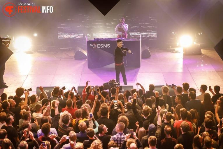 Foto Boef op Eurosonic Noorderslag 2018 - Zaterdag