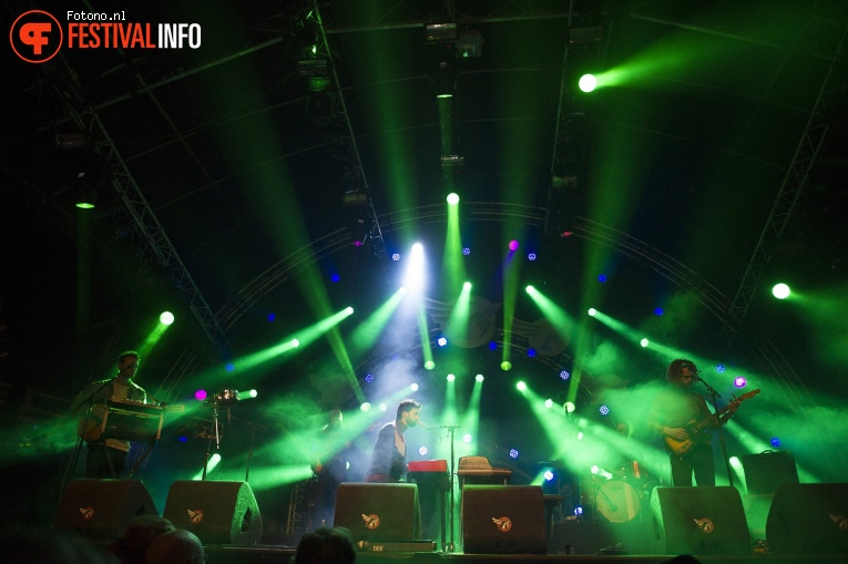 Foto Ruben Hein op Eurosonic Noorderslag 2018 - Zaterdag
