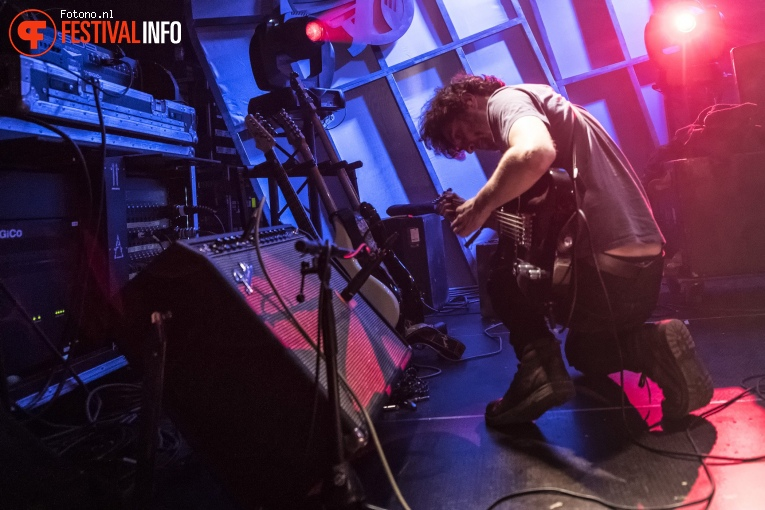 Foto JAGD op Eurosonic Noorderslag 2018 - Zaterdag