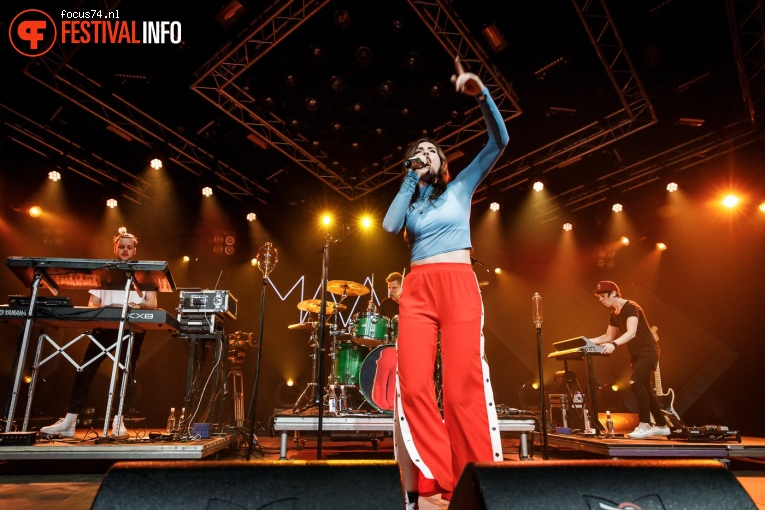 Foto Maan op Eurosonic Noorderslag 2018 - Zaterdag
