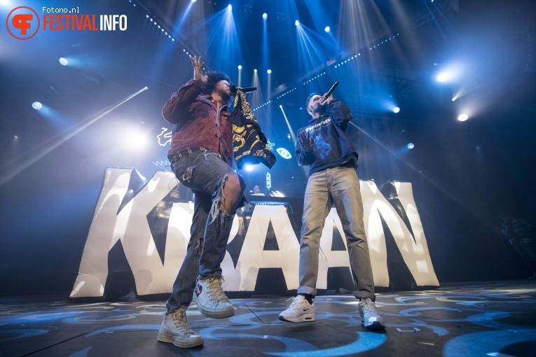 Foto Kraantje Pappie op Eurosonic Noorderslag 2018 - Zaterdag