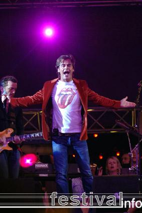 Jeroen van der Boom op Vrienden van Amstel Live 2008 foto