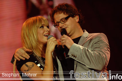 Foto Guus Meeuwis op Vrienden van Amstel Live 2008