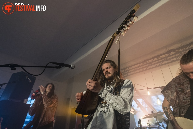 KOMODO op Grasnapolsky zaterdag 2018 foto
