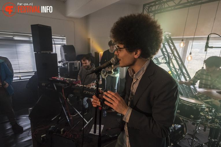 Benjamin Fro op Grasnapolsky zaterdag 2018 foto