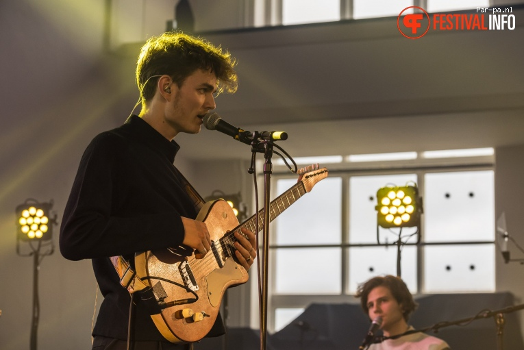 Yusuf op Grasnapolsky zaterdag 2018 foto