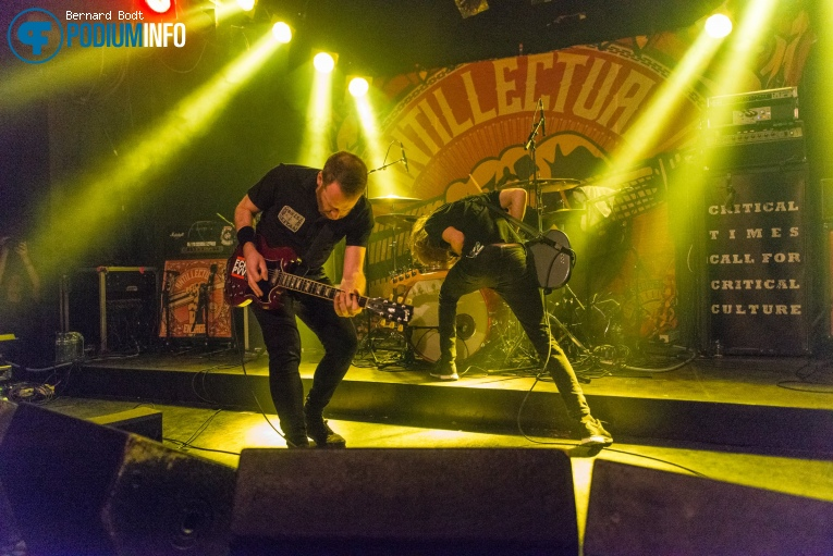 Antillectual op Green Lizard - 16/02 - Willemeen foto