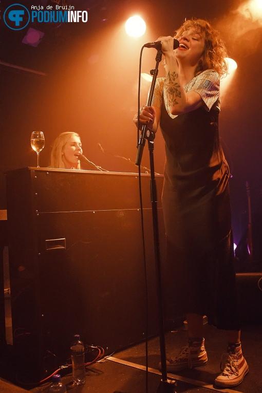 Jacqueline Govaert op Jacqueline Govaert - 17/02 - Rotown foto