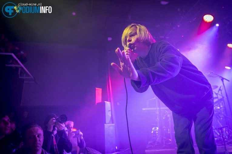 Foto The Charlatans op The Charlatans - 17/02 - Paradiso Noord