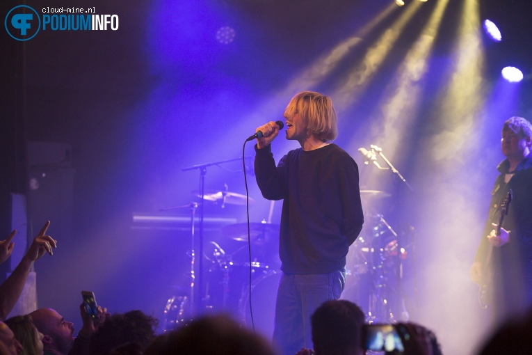 The Charlatans op The Charlatans - 17/02 - Paradiso Noord foto