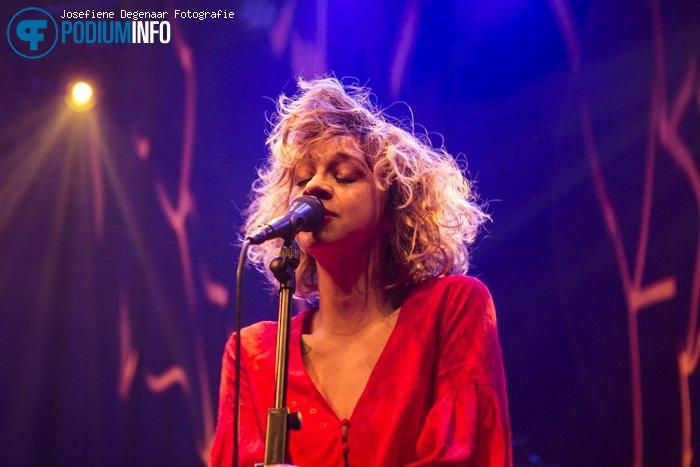 Foto Jacqueline Govaert op Jacqueline Govaert - 16/02 - TivoliVredenburg