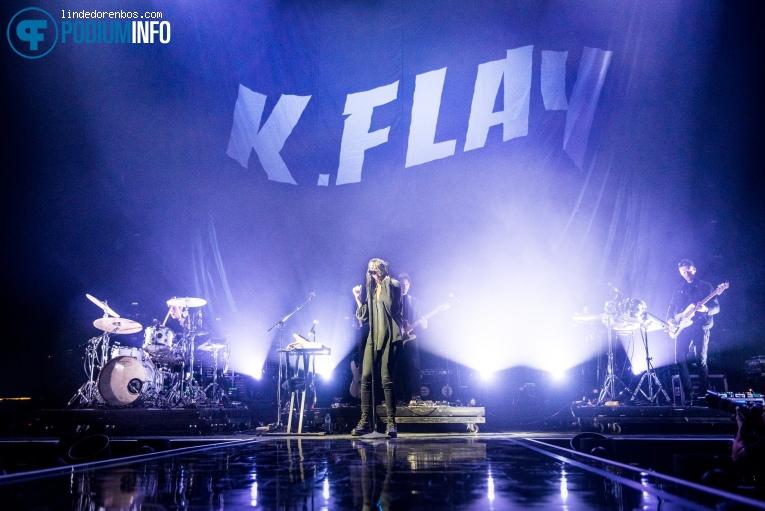 K-Flay op Imagine Dragons - 19/02 - Ziggo Dome foto