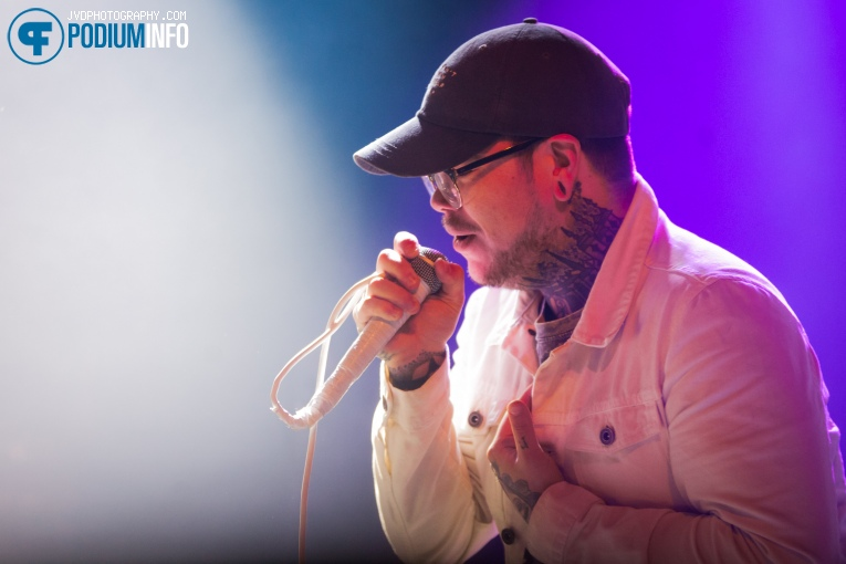 Foto The Gospel Youth op Tonight Alive - 16/3 - Melkweg