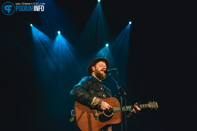 Swinder op Tim Knol - 17/03 - TivoliVredenburg foto