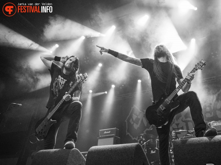 Foto Entombed AD op Faster and Louder 2018