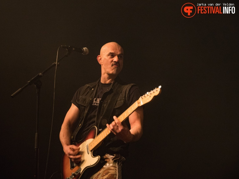 Schirenc Plays Pungent Stench op Faster and Louder 2018 foto