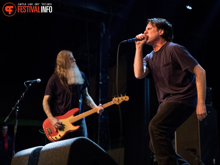 Easy Action op Faster and Louder 2018 foto