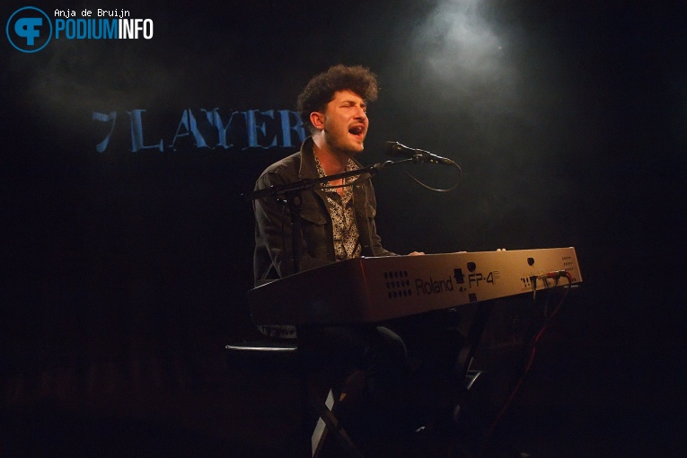 Foto Billy Lockett op 7 Layers Sessions - 23/03 - Rotown