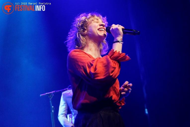 Foto Jacqueline Govaert op Goois Jazz Festival 2018