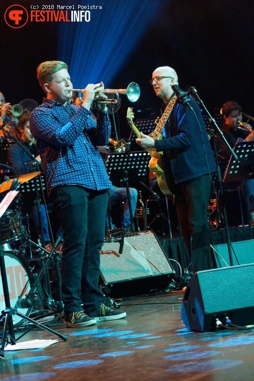 Foto Nationaal Jeugd Orkest (NJO) op Goois Jazz Festival 2018