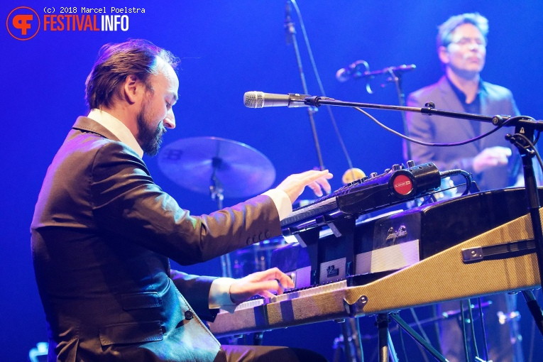 Foto New Cool Collective op Goois Jazz Festival 2018