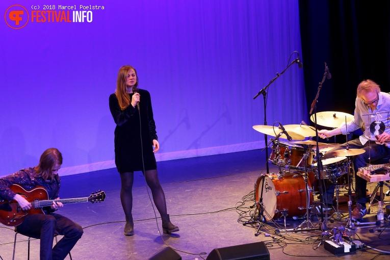 Foto Sanne Rambags op Goois Jazz Festival 2018