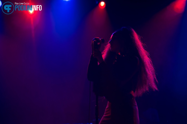 Mahalia - 27/03 - Melkweg foto