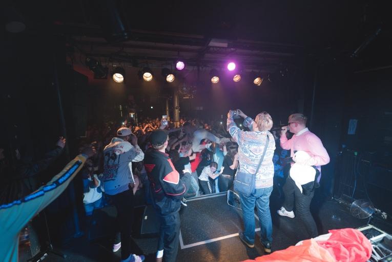 Foto Joost op Joost - 29/03 - Rotown