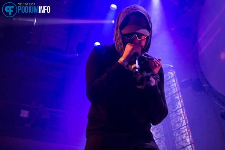 Donnie (NL) op Paradi50 - 30/03 - Paradiso foto