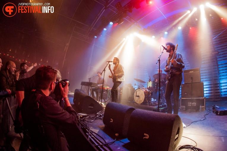 The Dawn Brothers op Paaspop Schijndel 2018 - Zaterdag foto