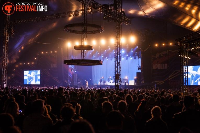 Foto Iggy Pop op Paaspop Schijndel 2018 - Zondag