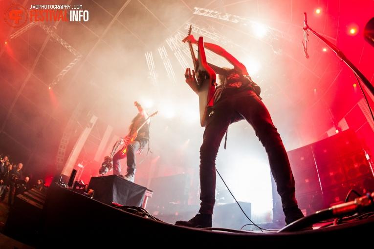 Black Label Society op Paaspop Schijndel 2018 - Zondag foto