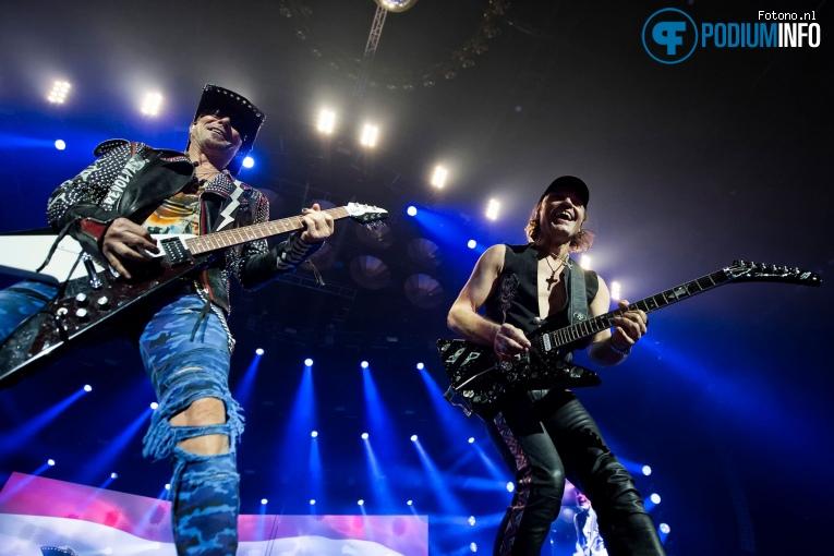 Foto Scorpions op Scorpions - 02/04 - Ziggo Dome