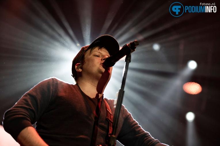 Fall Out Boy op Fall Out Boy - 04/04 - AFAS Live foto