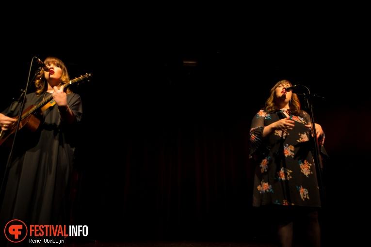 Foto The Secret Sisters op Heartland Festival 2018