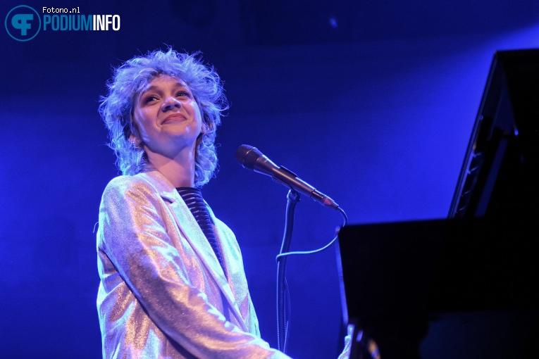 Jacqueline Govaert op Jacqueline Govaert - 13/04 - Paradiso foto