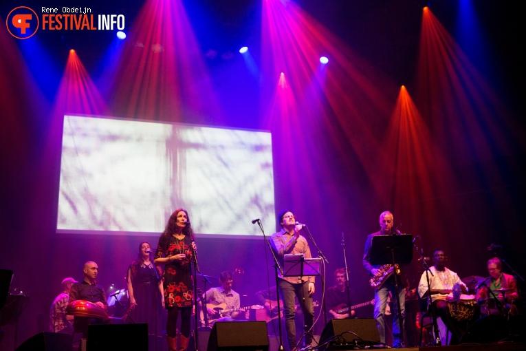 Ad van Meurs tribute  op Naked Song Festival 2018 foto