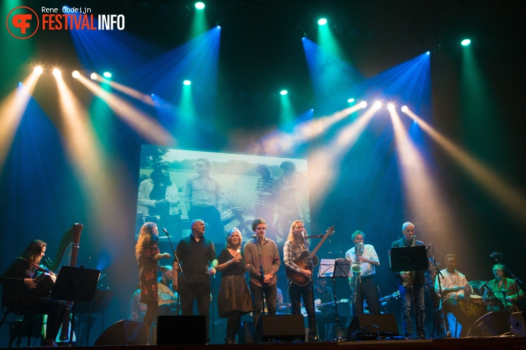 Foto Ad van Meurs tribute  op Naked Song Festival 2018