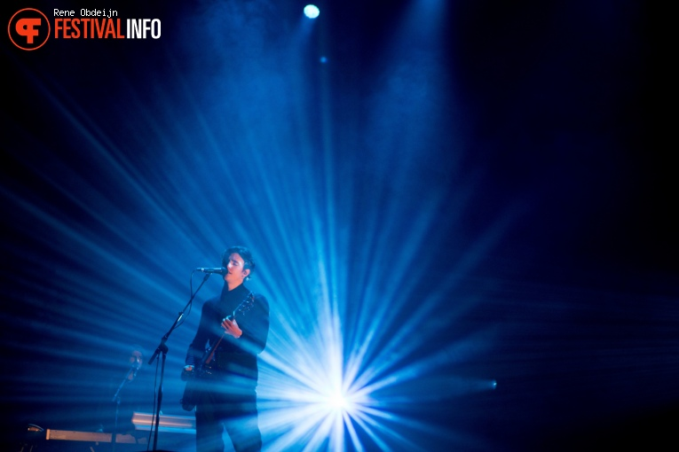 Tamino op Naked Song Festival 2018 foto