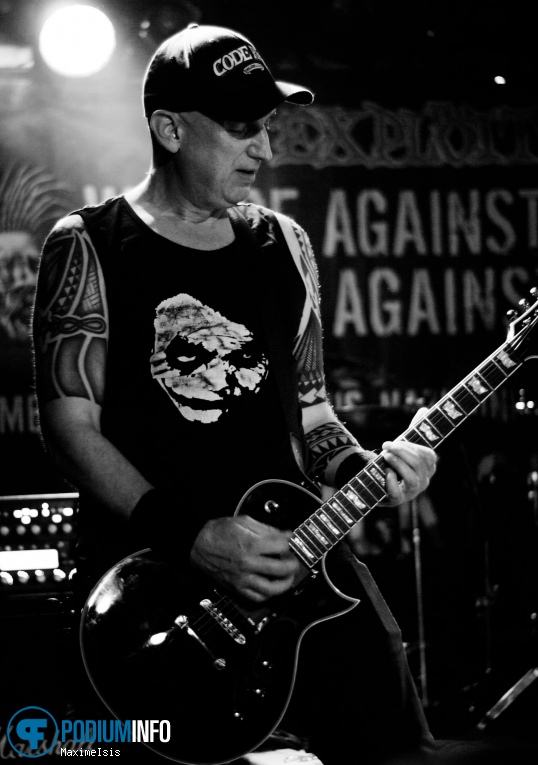 Code Red op The Exploited - 17/4 - Baroeg foto