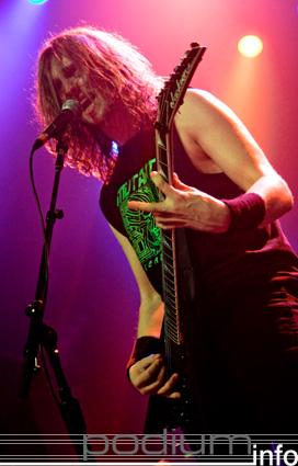 Evile op Megadeth - 15/02 - Hof ter Lo foto