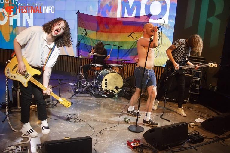 Charlie & The Lesbians op Motel Mozaïque 2018 foto