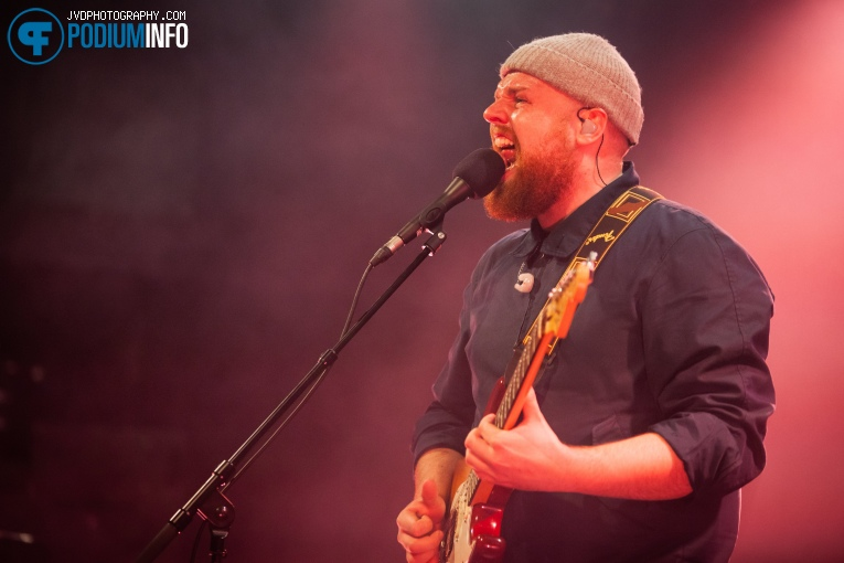 Foto Tom Walker op Tom Walker - 26/4 - Paradiso Noord