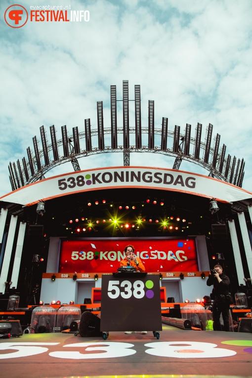 Daniel Lippens op 538 Koningsdag 2018 foto